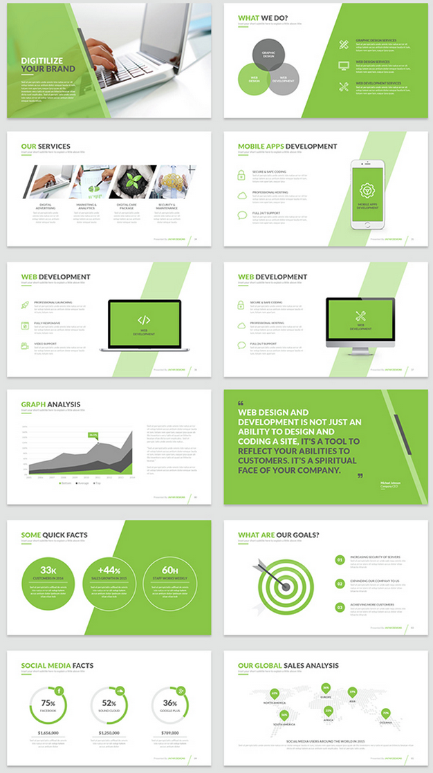 Pitch Deck Template  BaseTemplates
