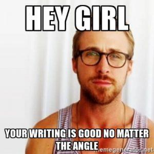 gosling-angle