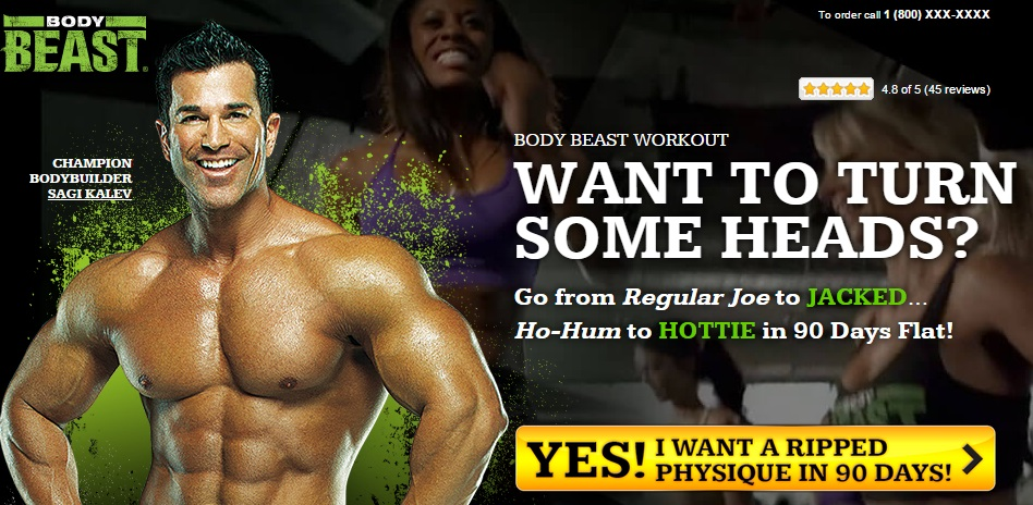 body beast workout program