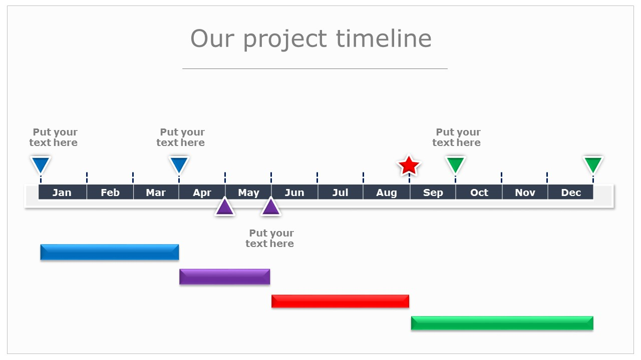 Beautiful Powerpoint Timeline Template Powerpoint Project Schedule Project Scheduling  Ppt ...