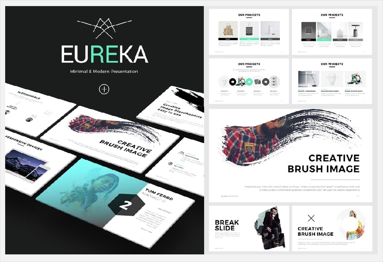Eureka Template