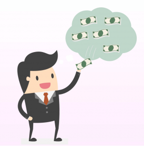 Business Strategy Editable Illustration