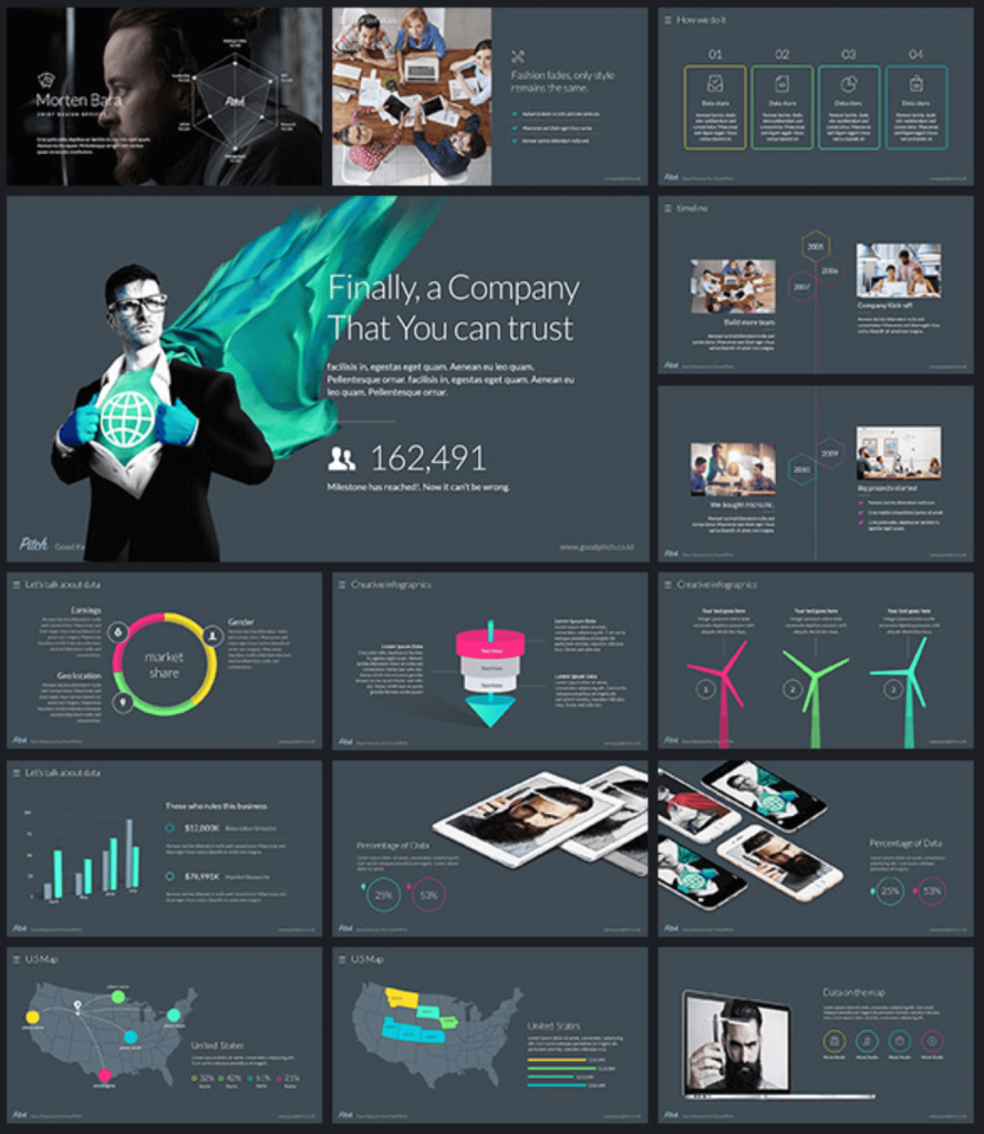 agency pitch template - 12 best presentation templates of 2018 for ppt keynote