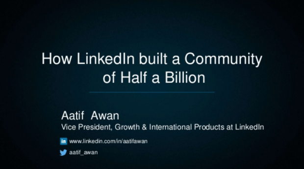 Linkedin Slide Deck Cover