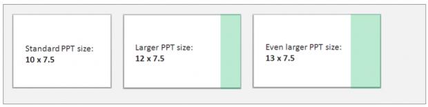 Custom Slide Design Tip