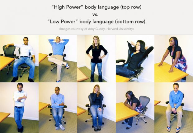 improve your public speaking confidence with high power postures